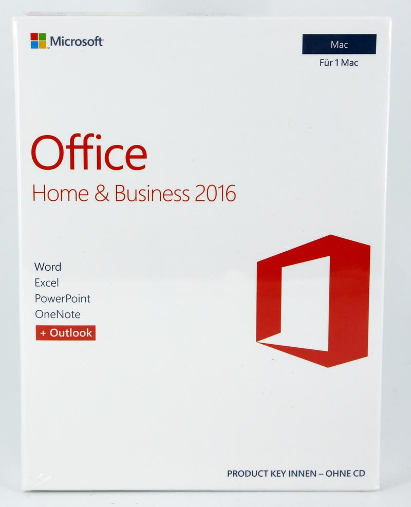 microsoft office home business 2016 box vollversion f r mac product key ebay. Black Bedroom Furniture Sets. Home Design Ideas