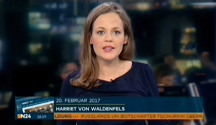 Harriet Von Waldenfels