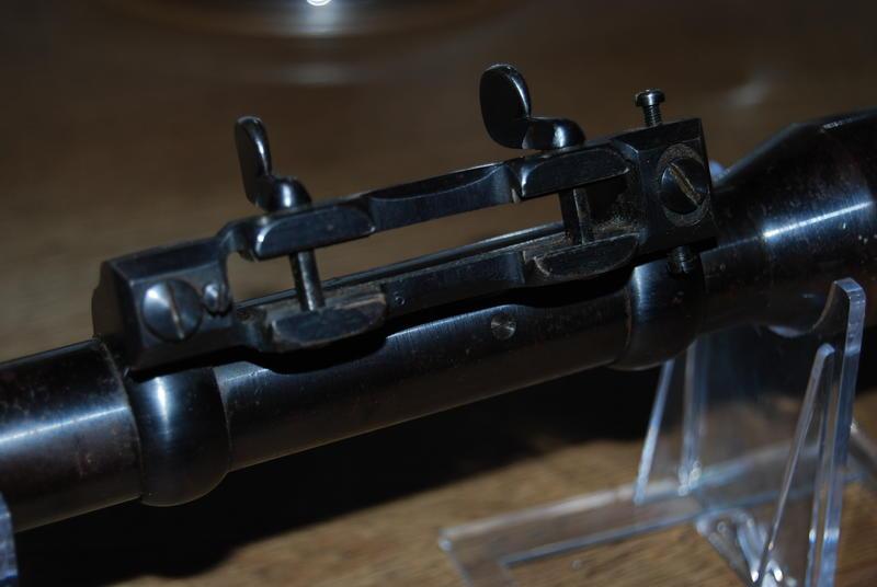 Ebay Bid Sniper >> PECAR BERLIN 4x81 SNIPER SCOPE AKAH MOUNT SIDE RAIL WW2 | eBay