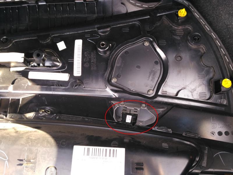 Verkabelung Türverkleidung Z4 E85, ein Stecker über :-) | zroadster ...