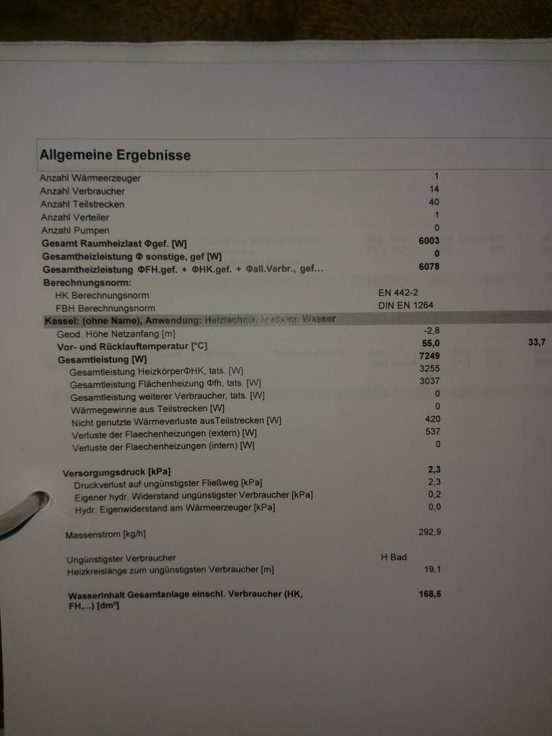 Takten und Heizen Optimieren in KFW 70 mit Vaillant VSC146 ...