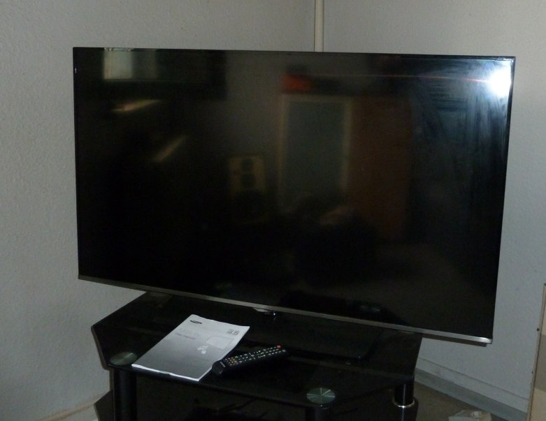 samsung led tv 50 zoll 45 series full hd flat h5070. Black Bedroom Furniture Sets. Home Design Ideas