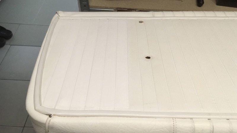 sitzkissen lackieren streichen schlauchbootforum. Black Bedroom Furniture Sets. Home Design Ideas