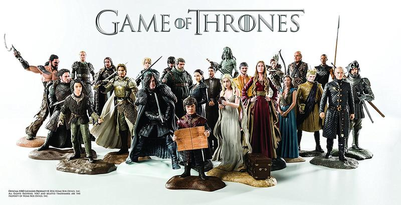Game of Thrones Dark Horse Statuen
