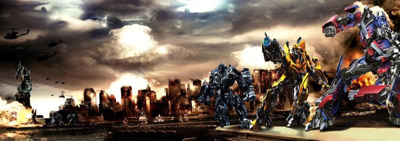 Transformers Merchandise