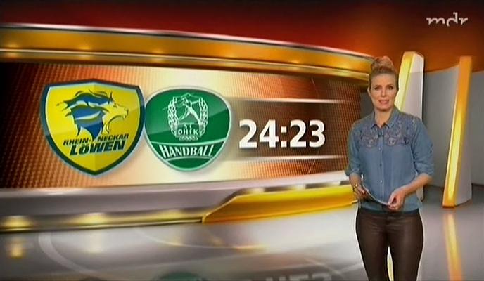 Nackt stephanie müller-spirra Sportschau Moderatorin