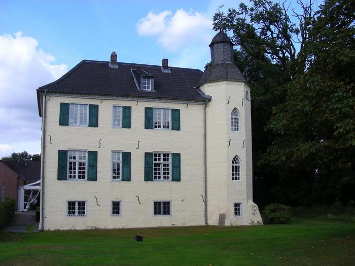 Burgen Und Schlosser Kreis Viersen Kreis Viersen