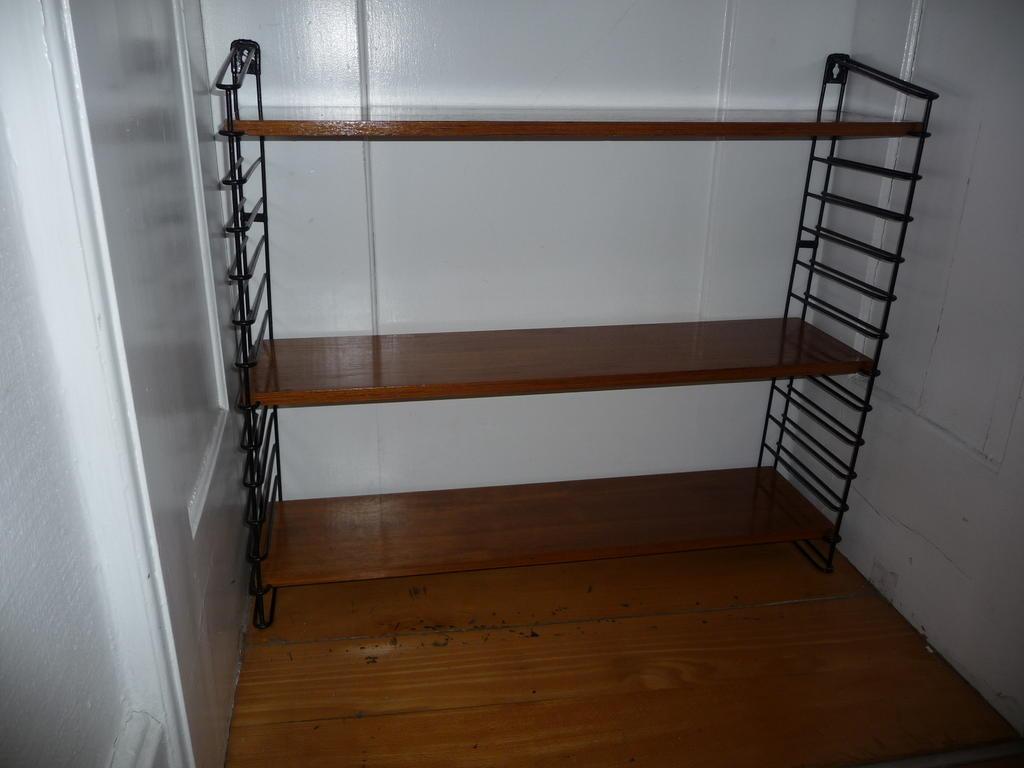 art string regal b cherregal teak in aarau kaufen bei. Black Bedroom Furniture Sets. Home Design Ideas