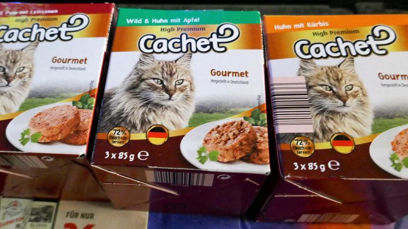 Aldi Sud Hat Ein Neues Nassfutter Im Sortiment Katzen Forum