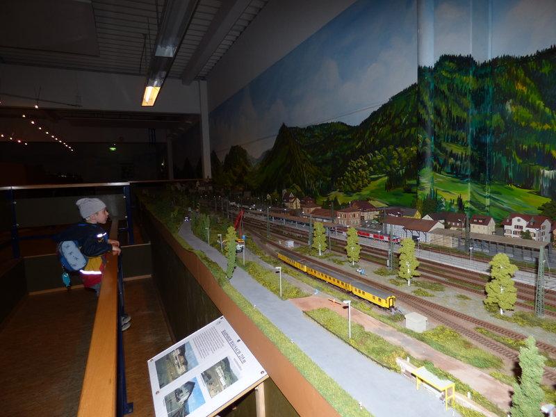 Besuch bei der Schwarzwaldmodellbahn Hausach 29148293ie
