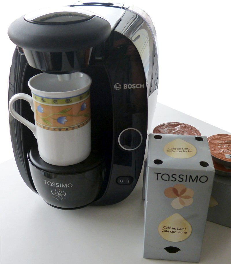 bosch tas2002 tassimo t20 multi getr nke automat. Black Bedroom Furniture Sets. Home Design Ideas