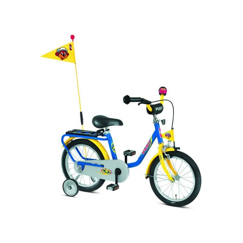 Fahne Fahrrad