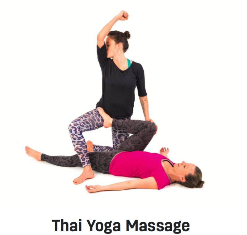 Thai Yoga Massage - Workshop mit Jennie von OGNX