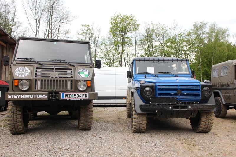 Steyr Motors G Engine Repower Page 2 Club G Wagen Forum