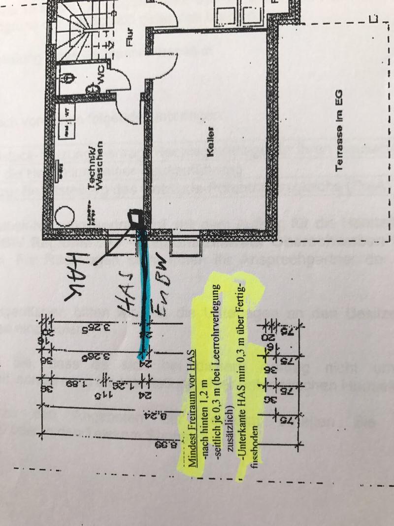 bestandsgeb ude lwwp raus grabenkollektor mit einer nibe. Black Bedroom Furniture Sets. Home Design Ideas