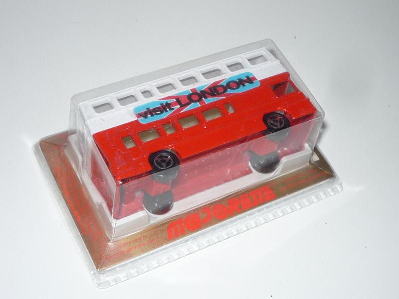 N°286 British bus 29344022ql