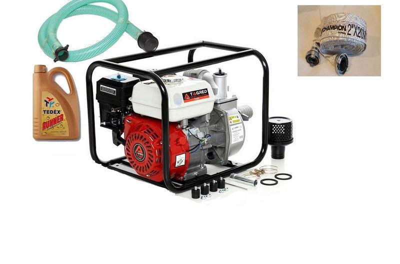 Gasolina bomba de agua sucia residuales motor completa 2 - Bomba de agua sucia ...