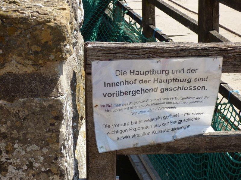 Rundgang um Burg Vischering in Lüdinghausen 29499967em