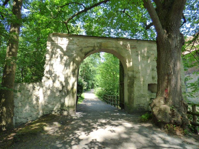 Rundgang um Burg Vischering in Lüdinghausen 29500025ul