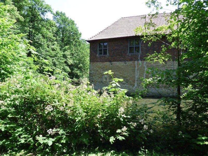 Rundgang um Burg Vischering in Lüdinghausen 29500026xn
