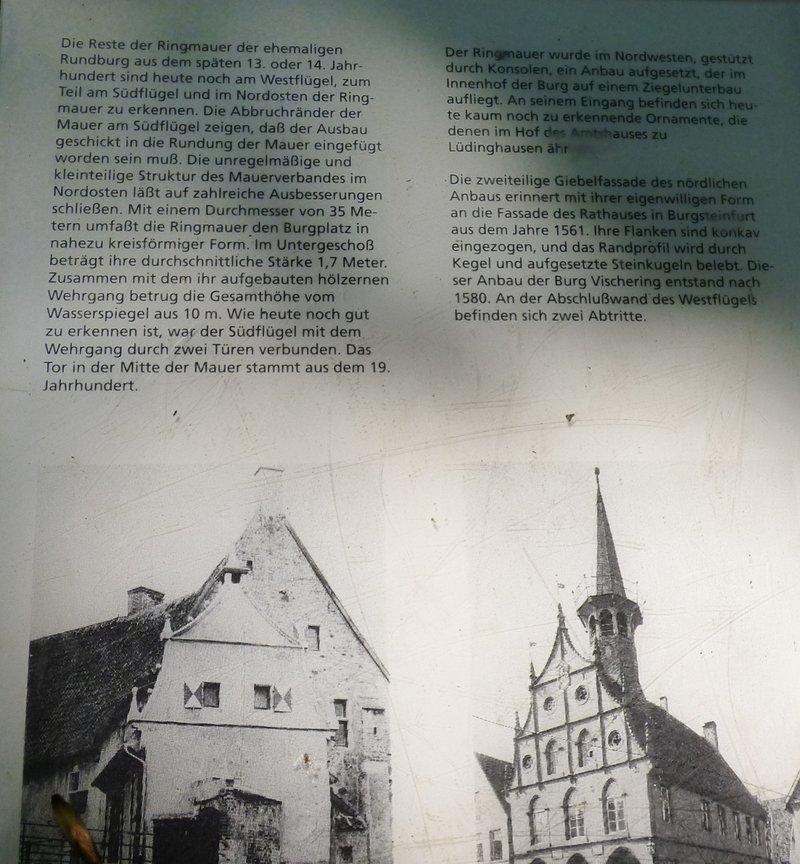 Rundgang um Burg Vischering in Lüdinghausen 29500035wq