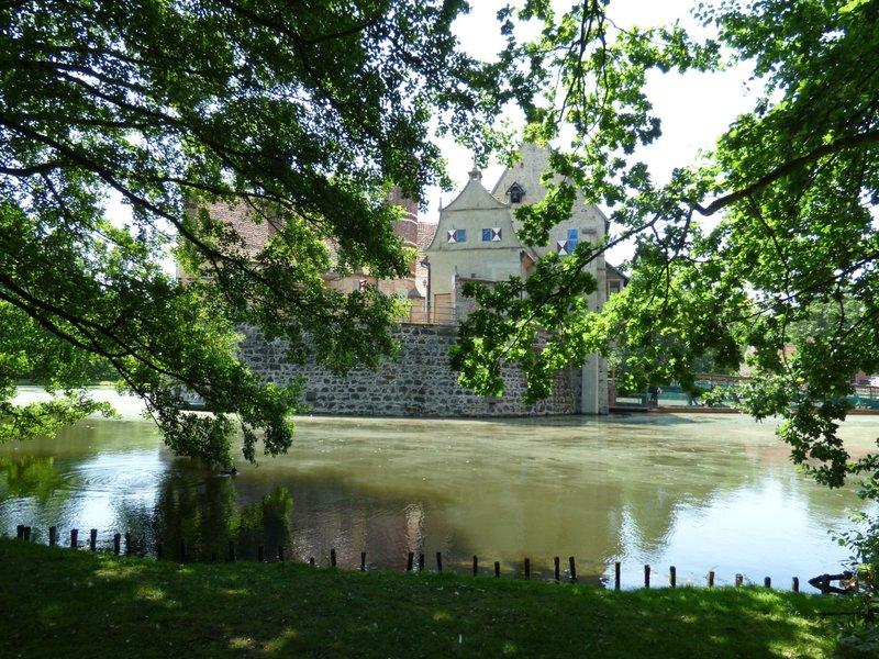 Rundgang um Burg Vischering in Lüdinghausen 29500037tl