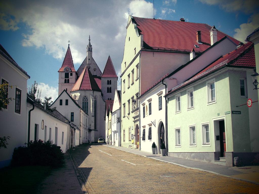Bildergebnis für Eggenburg Stephanuskirche
