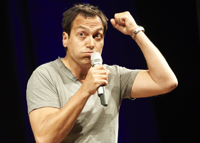 Comedy-Star Dieter Nuhr geriet schon mit openPetition aneinander