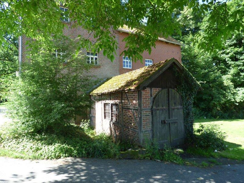 Wasserschloß Darfeld und seine Wassermühle 29679101nk