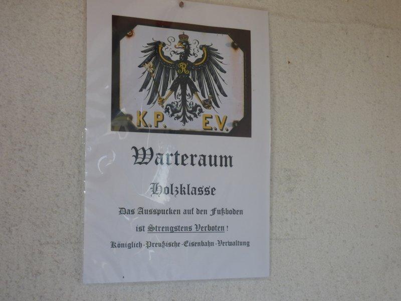 Bf Darfeld und die Schrankenposten der RadBahn 29688789ya