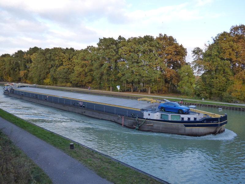 Binnenschiff BARGE / Schreiber 1:100 als RC-Modell - Seite 6 29689547ck