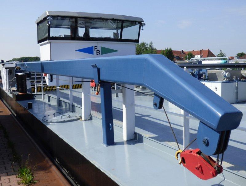 Binnenschiff BARGE / Schreiber 1:100 als RC-Modell - Seite 6 29691076yp
