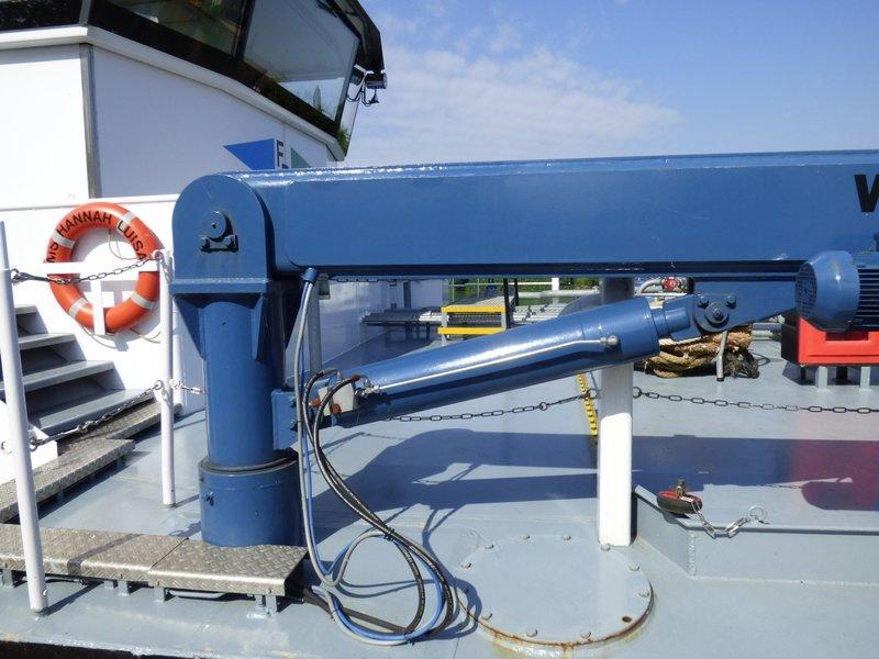 Binnenschiff BARGE / Schreiber 1:100 als RC-Modell - Seite 6 29691085hz
