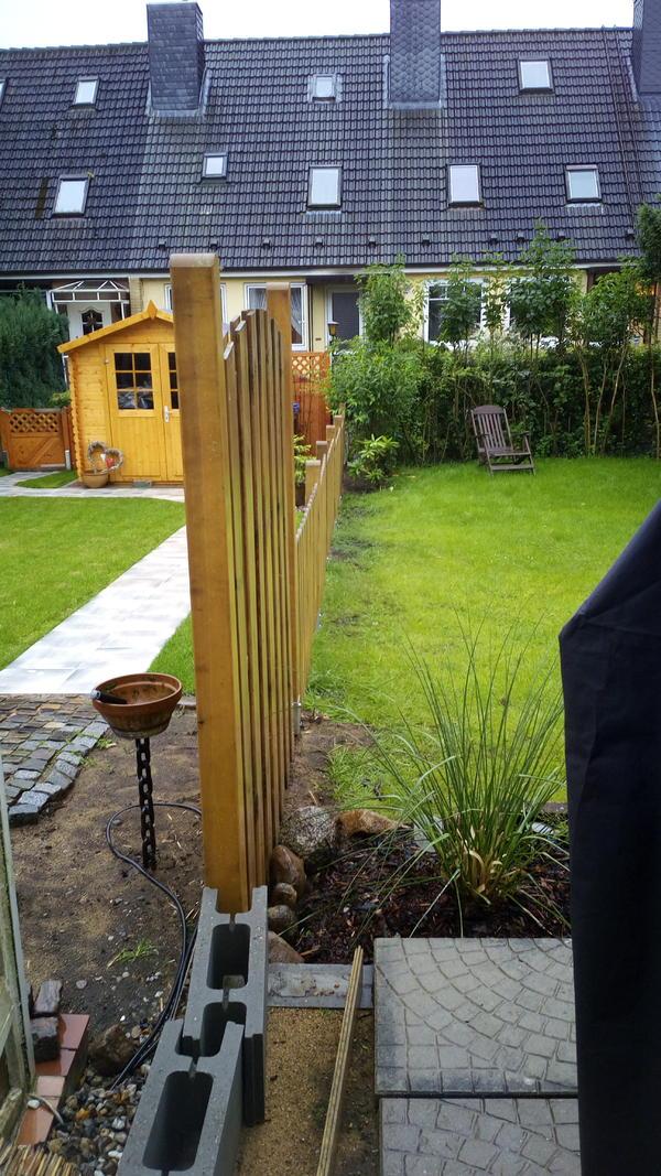 Gartenzaun schief, Nachbar tobt, was kann ich tun?? - Mein schöner ...