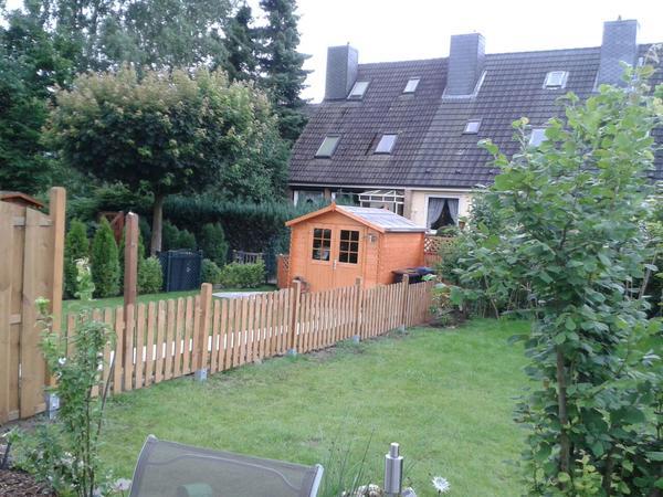 Gartenzaun schief, Nachbar tobt, was kann ich tun?? - Seite 1 ...