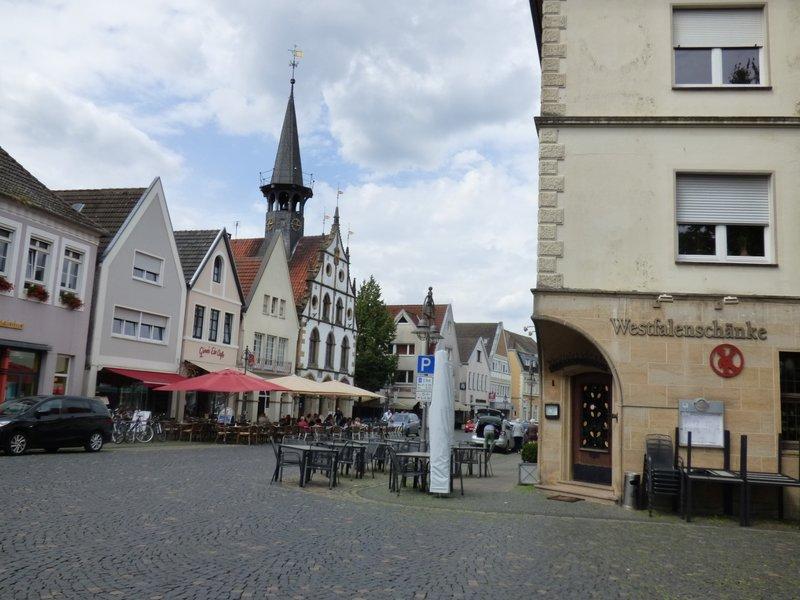 Burgsteinfurt, Bahnhof, Stadt und Schloß 29705675rn