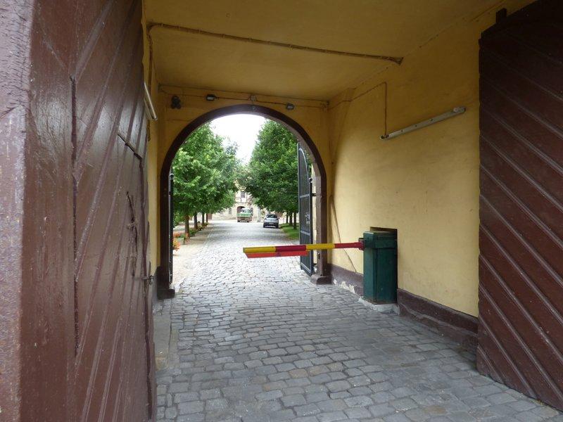 Burgsteinfurt, Bahnhof, Stadt und Schloß 29705748ba