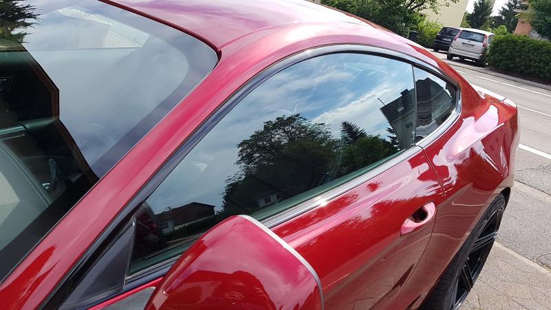 Folierung Der Fensterleisten Mustang Forum 1964 2021