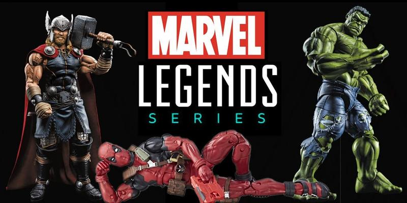 Marvel Legends Serie