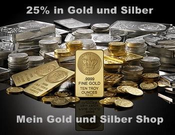 Gold und silber verbot