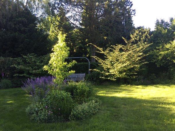 Bume garten sichtschutz ideen sichtschutz mit struchern und charmante strucher bume im garten - Baum fur vorgarten ...