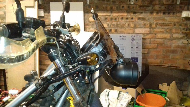My KLE survival bike project: sneak pics 30241207en