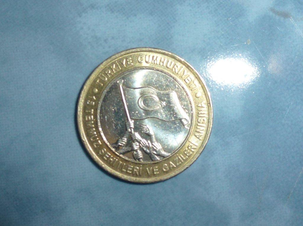 Neue Lira Münzen Ohne Atatürk