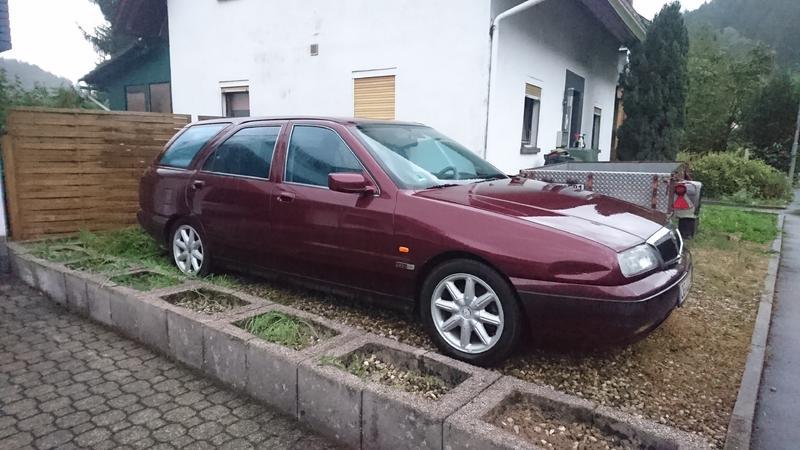 zamówienie amazonka nowy haj SW 16v Turbo zu verkaufen / Text geändert - Viva Lancia ...