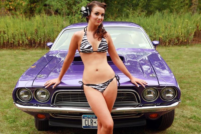 Pick Up Cars Big Block Hot Rod Amerika Hemi Muscle Car USA Oldtimer Auto