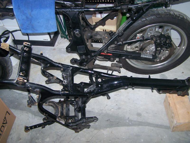 Honda» My first C-Racer - CX - caferacer-forum.de