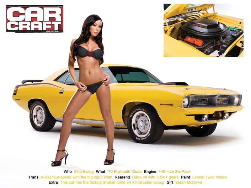 USA Muscle Car Auto Oldtimer Big Block V8 Amerika Cars Hot Rod Motor