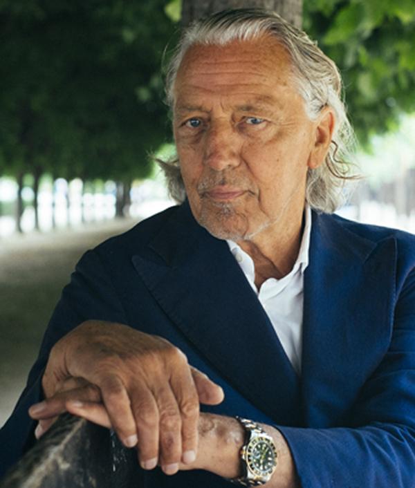 Christian Lindner Rolex
