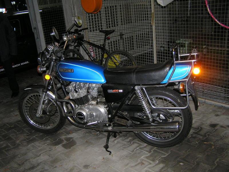 SUZUKI GS 400 welches Baujahr - www.suzuki-classic.de - Forum und ...