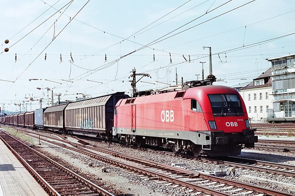 bahnhof regensburg gleis 108